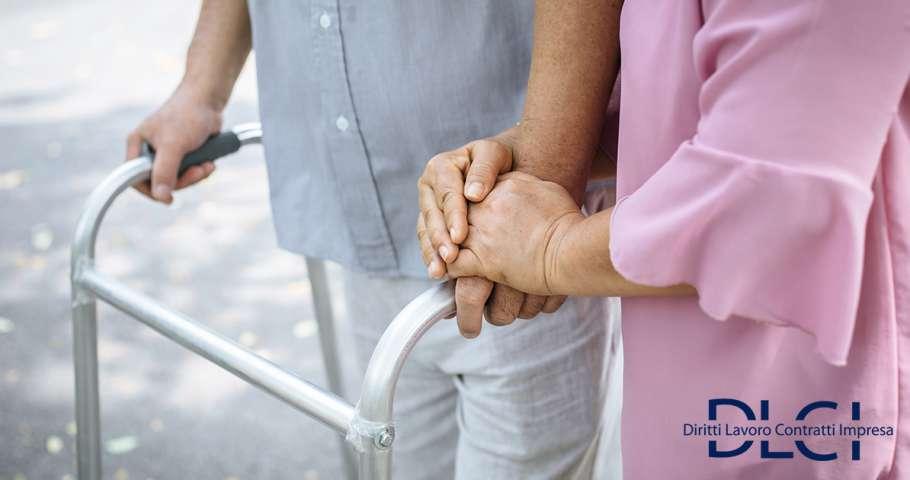 Assistenza al portatore di handicap