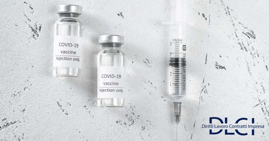 rifiuto del vaccino e lavoratore